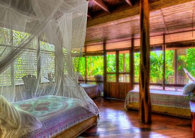 Bedroom - Luxury Casita - Hotel in Costa Rica