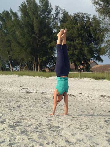 Susan Himml Yoga and Nature Retreat FEBRUARY 9 to 16, 2019