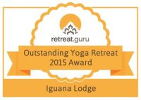 Retreat Guru Outstanding Yoga Retreat Award 2015