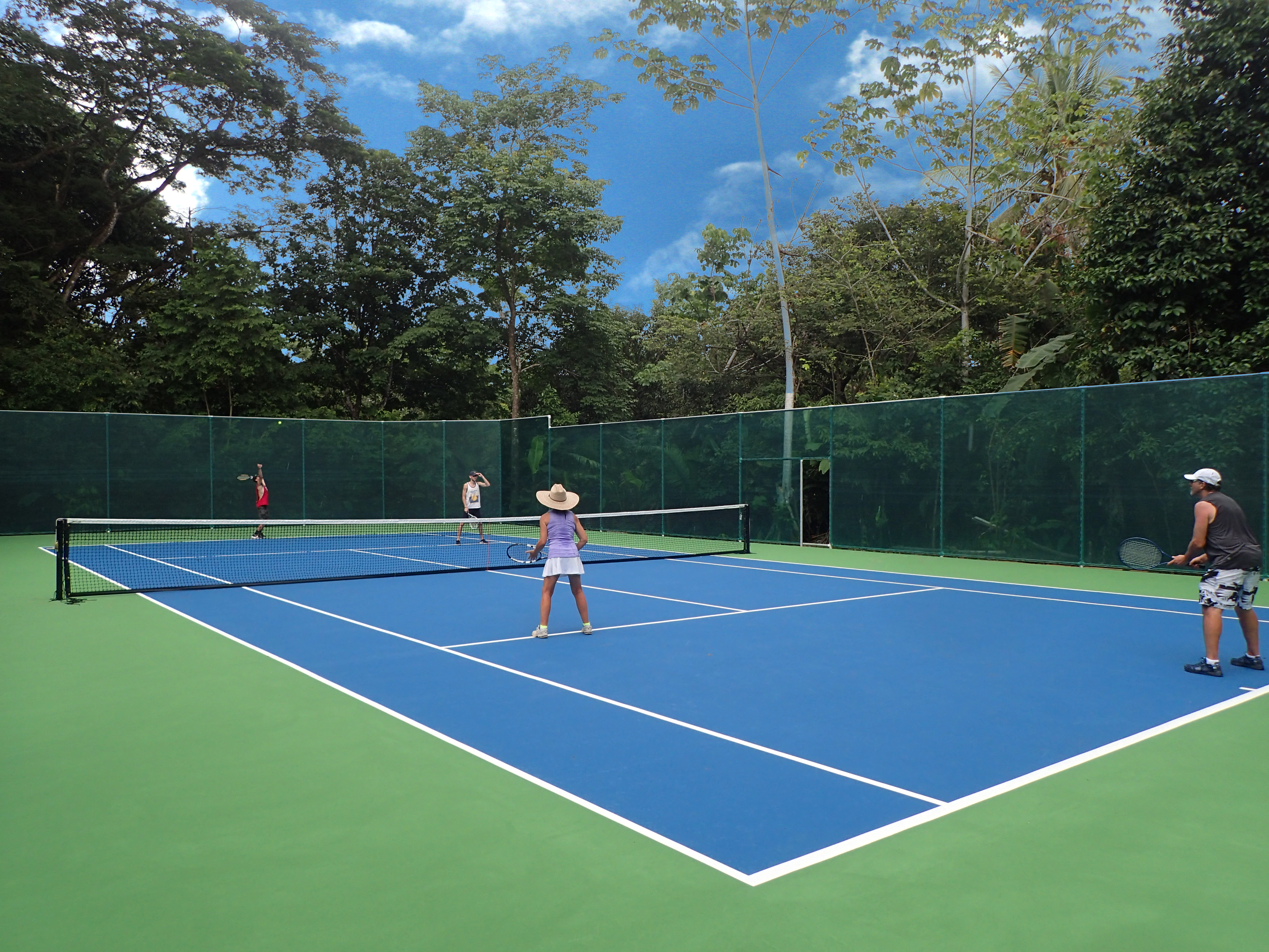 Tennis Clinic with Dan Dicke APRIL 30 - May 18, 2018
