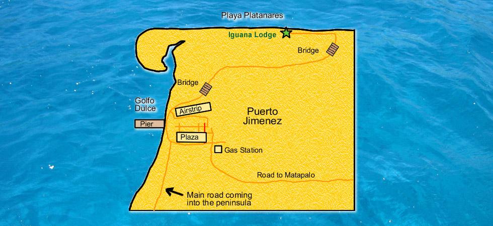 Osa Peninsula - Costa Rica