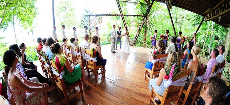 Wedding At Iguana Lodge