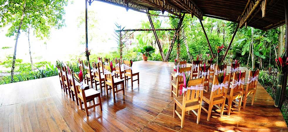 Wedding Venue Osa Peninsula Costa Rica