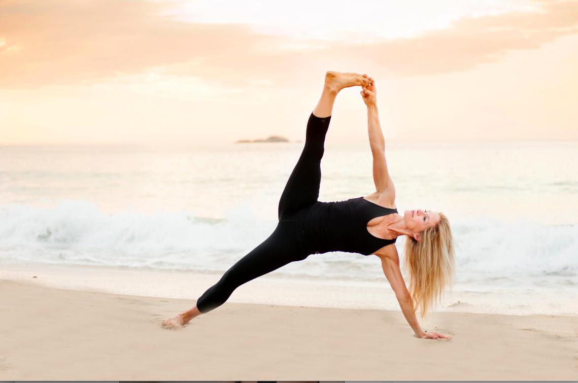 Iron Crow Yoga with Mary Hart Lenhardt JANUARY 25 to FEBRUARY 1, 2020
