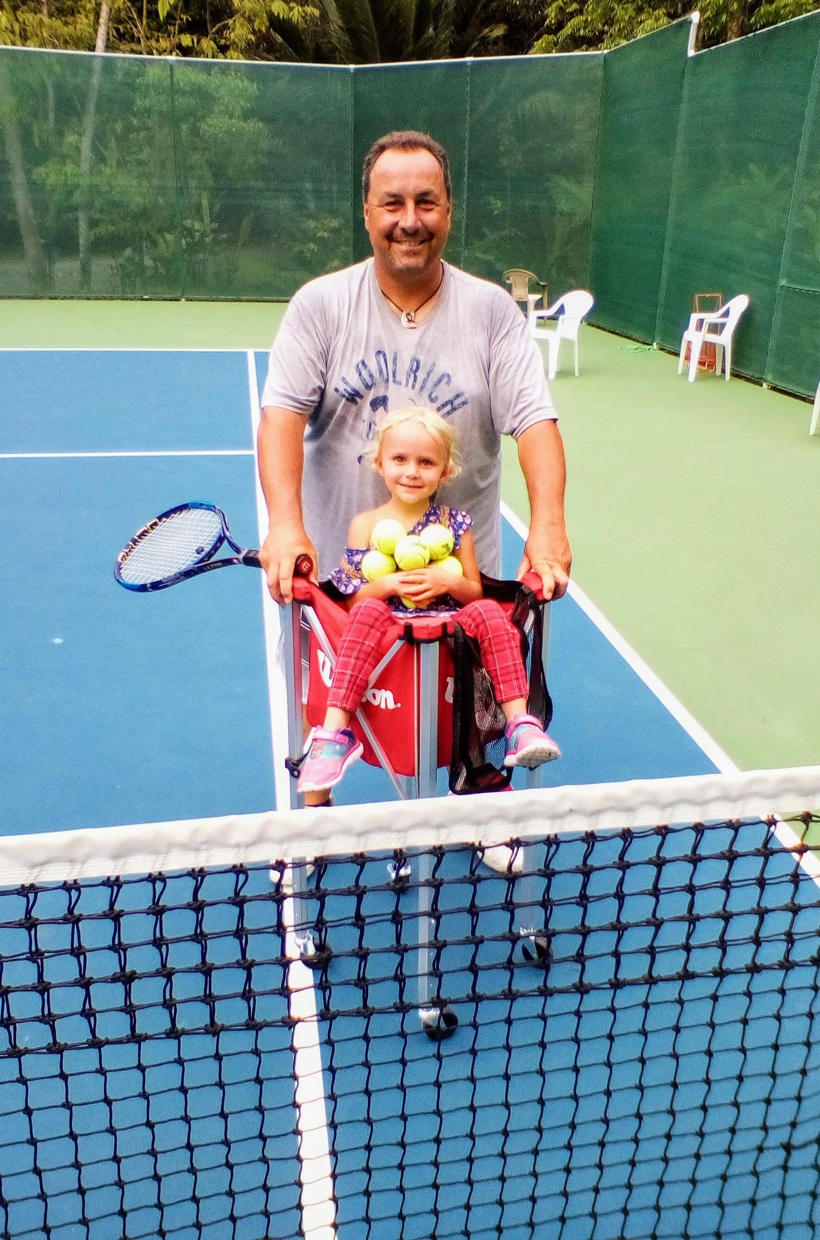 Tennis Camps w/ Dan Dicke FEBRUARY 15 - MARCH 15